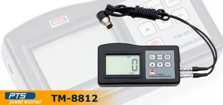 Ultrasonic Corrosive Thickness Gauge TM-8812