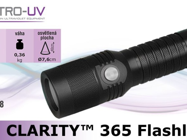 CLARITY™ 365 Flashlight
