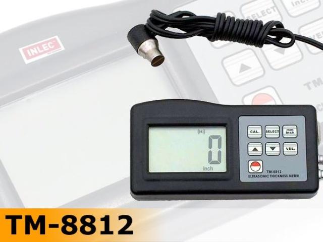 Korozní ultrazvukový tloušťkoměr TM-8812