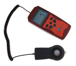 kalibrace MT LightMeter
