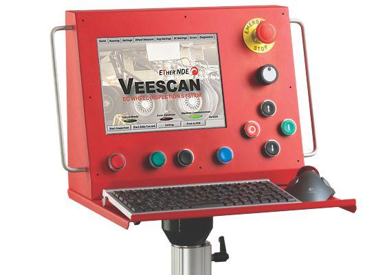 ET EtherNDE instruments Veescan