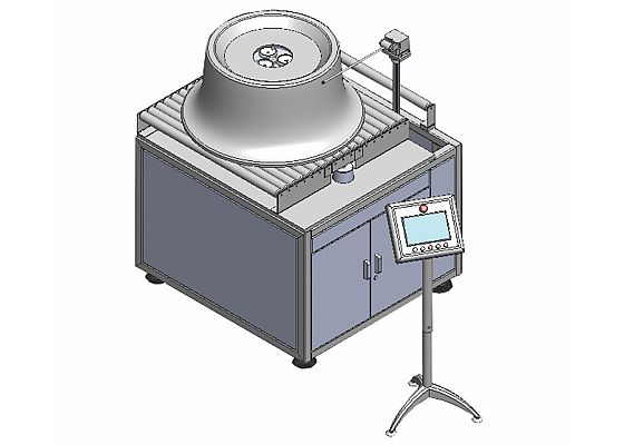Система контроля колесных дисков Veescan от ETher NDE