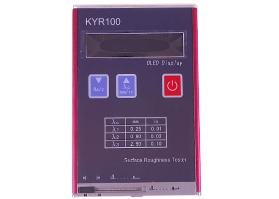 Roughness tester KR100
