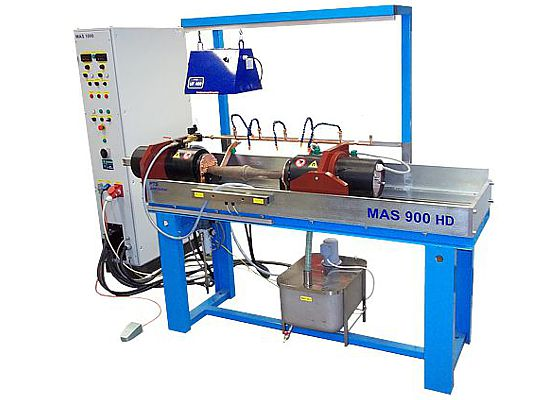 MPI crack detector benches MAS HD