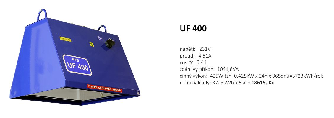 UF 400
