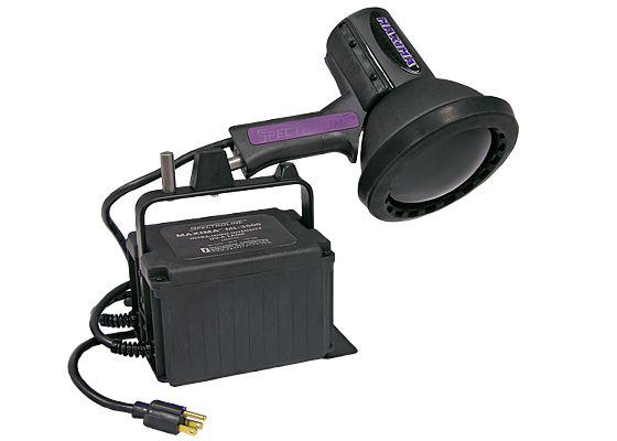 Spectroline UV lamps