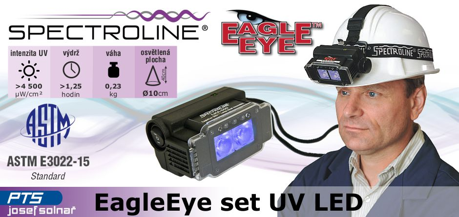 EagleEye set UV LED