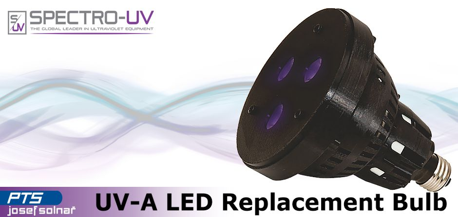 UV-A LED Replacement Bulbs