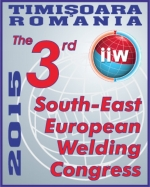 The 3rd IIW South – East European Welding Congress 2015