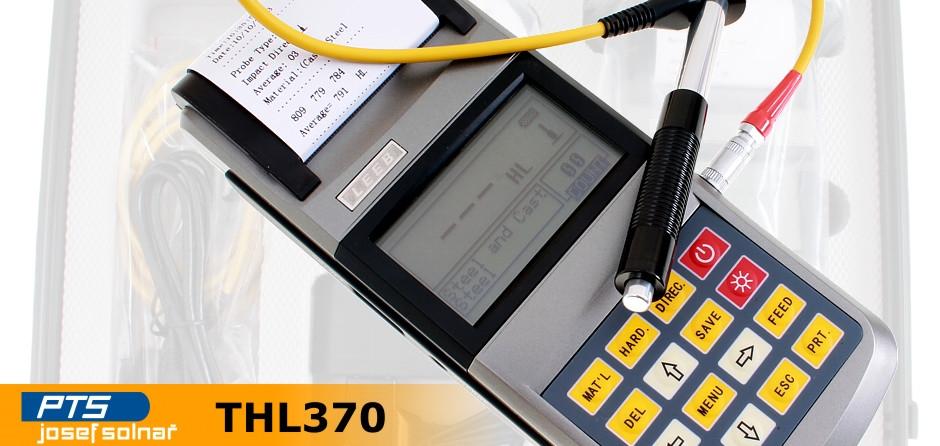 Hardness Tester THL370