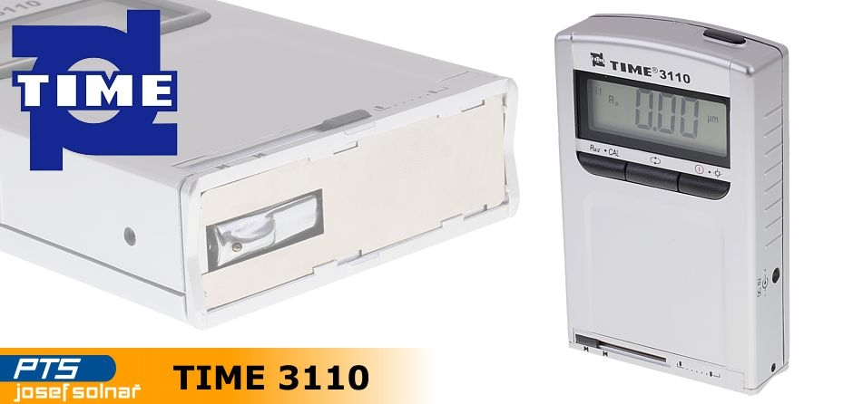 Drsnoměr TIME TR-110