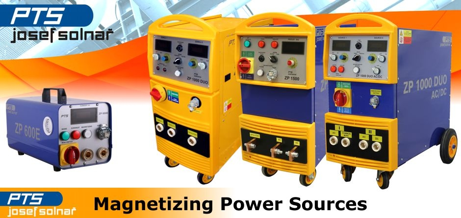 Magnetizing Power Sources