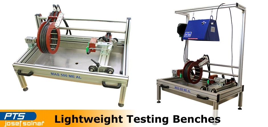 Lightweight Testing Benches