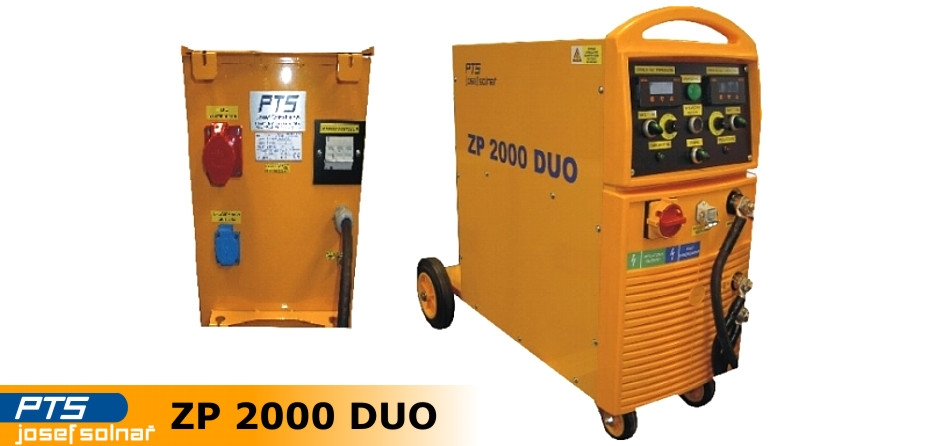 Current Source ZP 2000 DUO